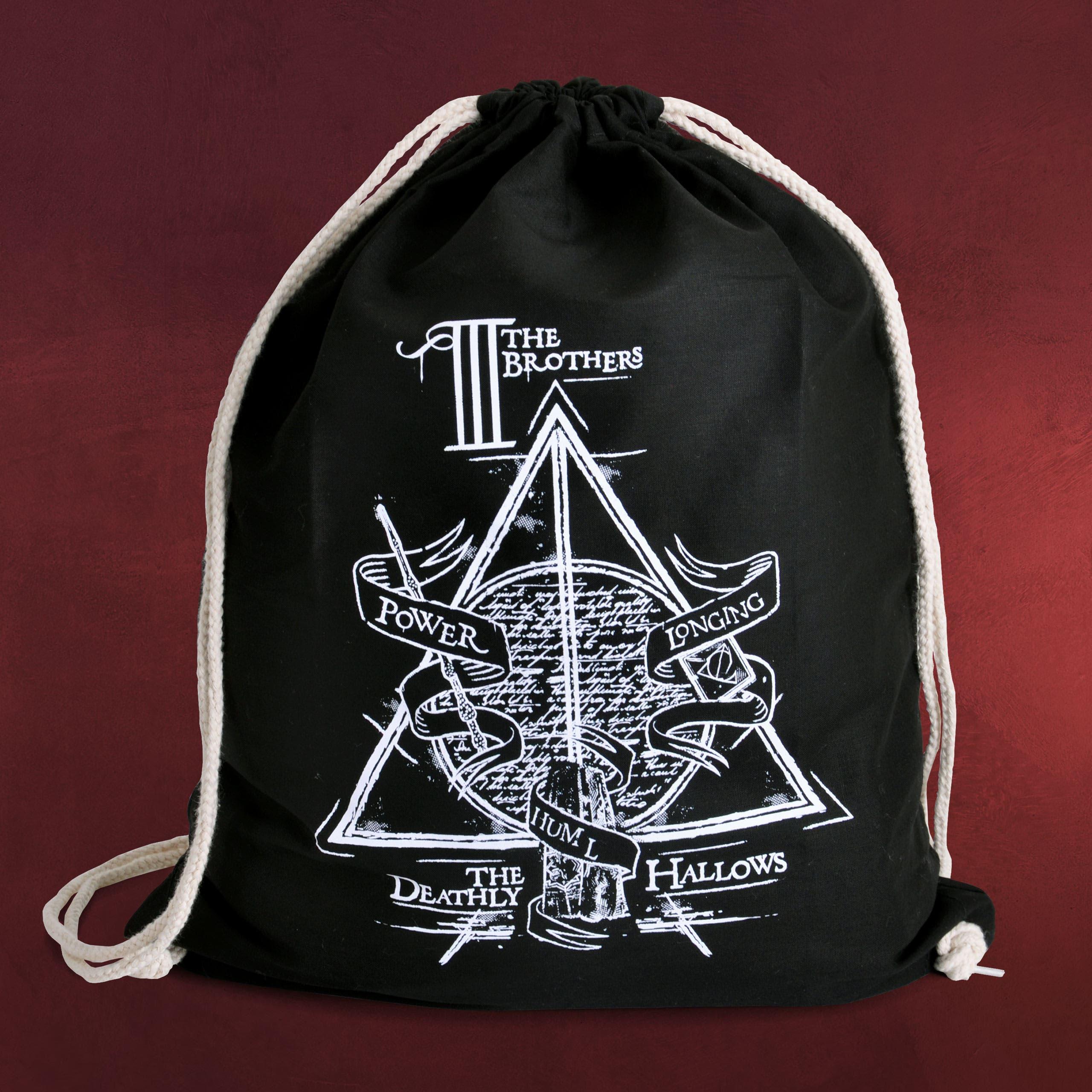 Anhang-Details Harry-Potter-Die-Drei-Brueder-Sportbag