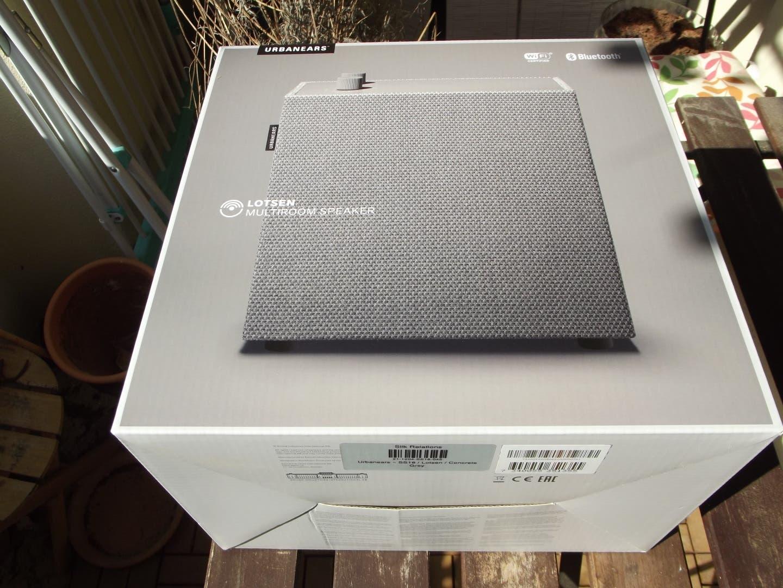 gadget review urbanears lotsen multi room lautsprecher im. Black Bedroom Furniture Sets. Home Design Ideas