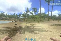 ARK: Survival Evolved iOS Graphic Middle