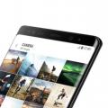 Galaxy Note8 Frontkamera