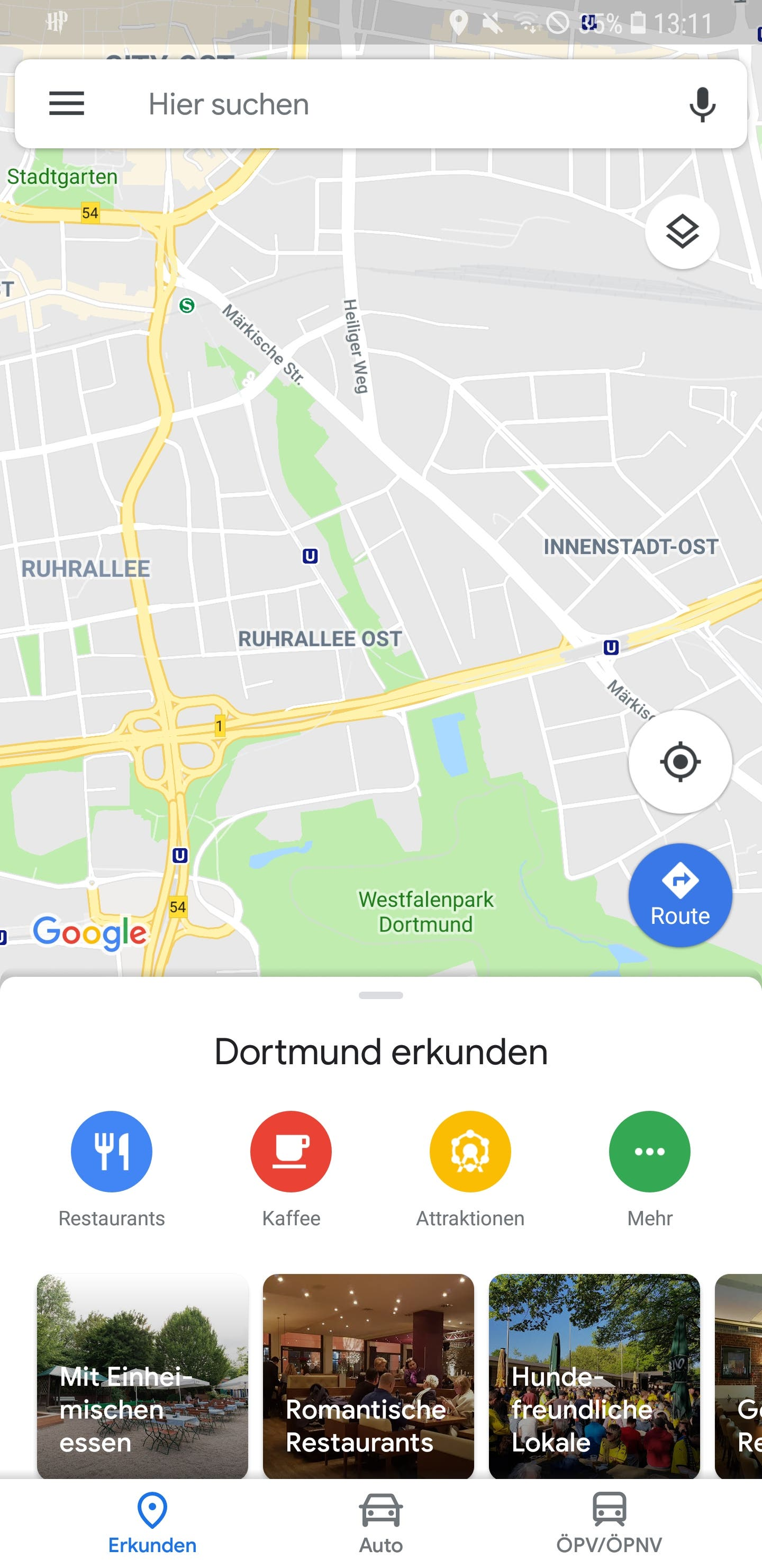Google Maps Update bringt neues Material Design - PocketPC.ch on