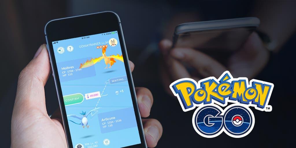 Pokémon GO Freundesliste und Tausch