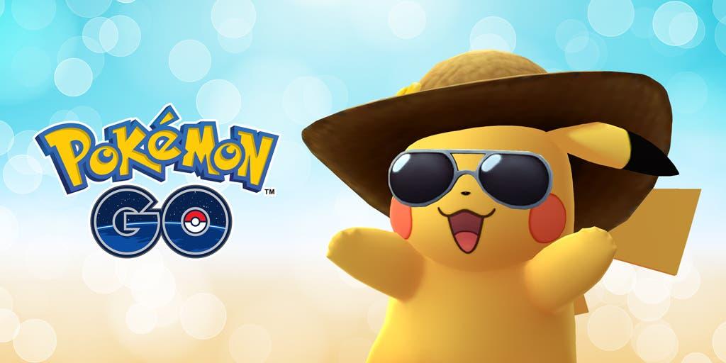 Pokemon GO Geburtstag Pikachu
