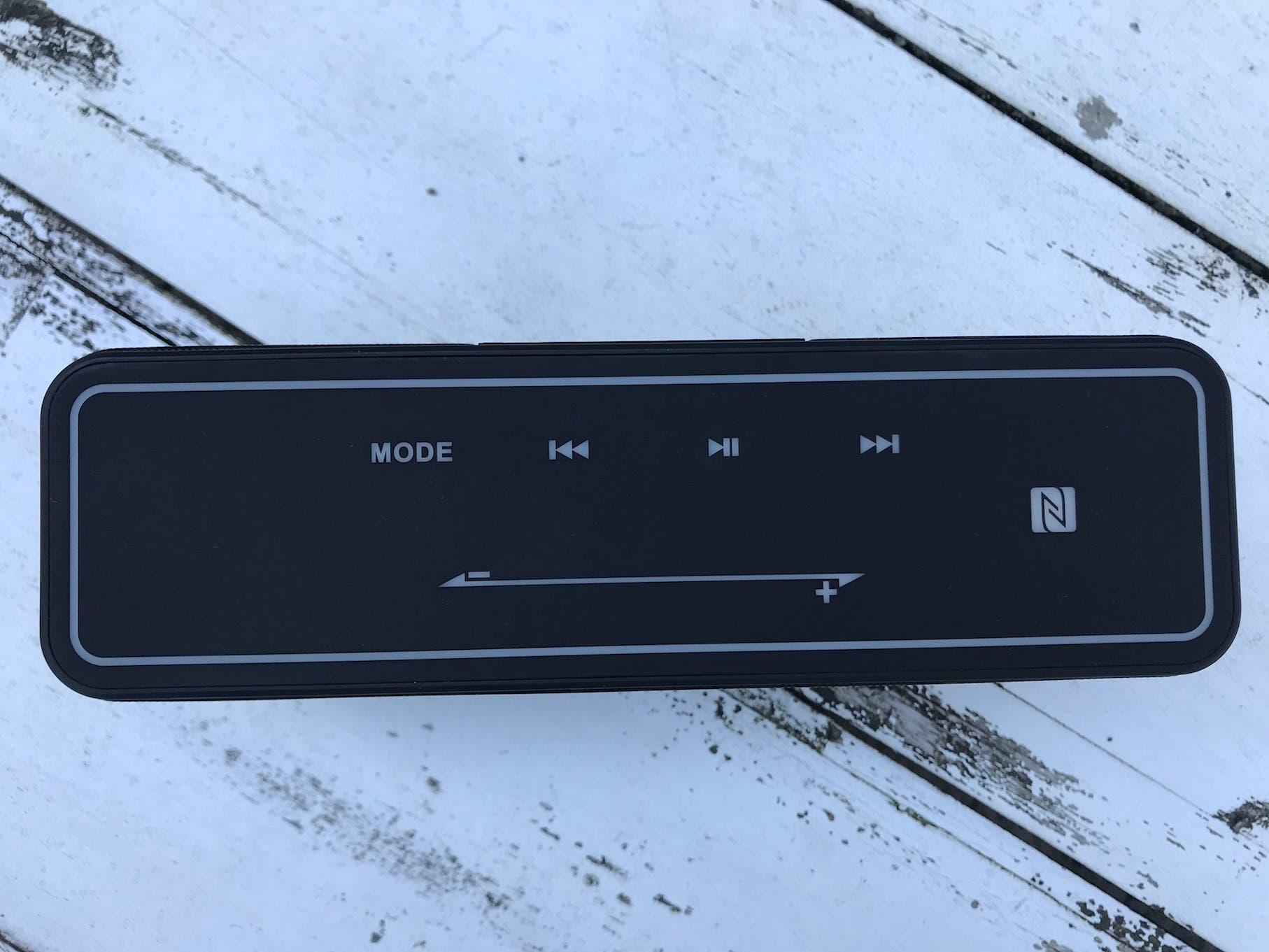 Tronsmart Element Mega Touch-Controls
