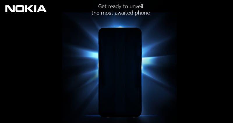 Nokia 9 Einladung