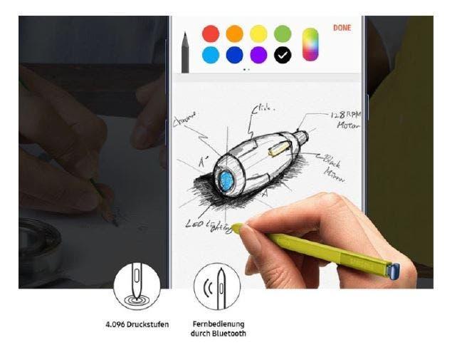 Galaxy Note 9 S-Pen