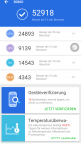 Screenshot benchmark Alcatel 5
