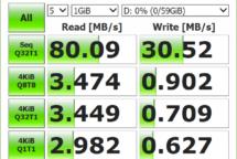 Netac 64 GB SDXC Pro Crystal_exfat