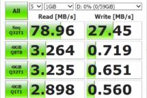 Netac 64 GB SDXC Pro Crystal_fat32