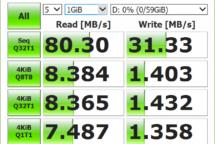 SanDisk Ultra SDXC 64 GB Crystal_fat32