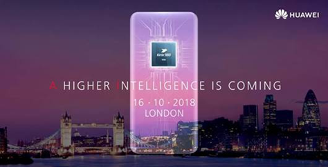 Huawei Event 16.10.2018