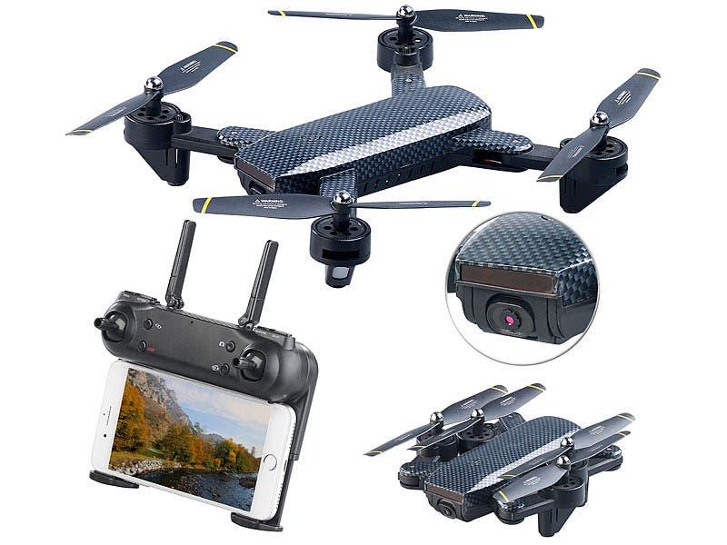 Simulus WiFi-FPV-Quadrocopter