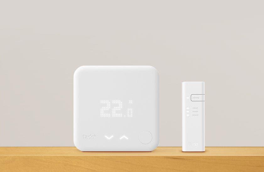 Tado Smartes Thermostat Starter Kit