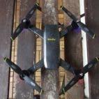 PEARL Simulus Drone Faltbarer FPV-Quadrocopter NX-9640