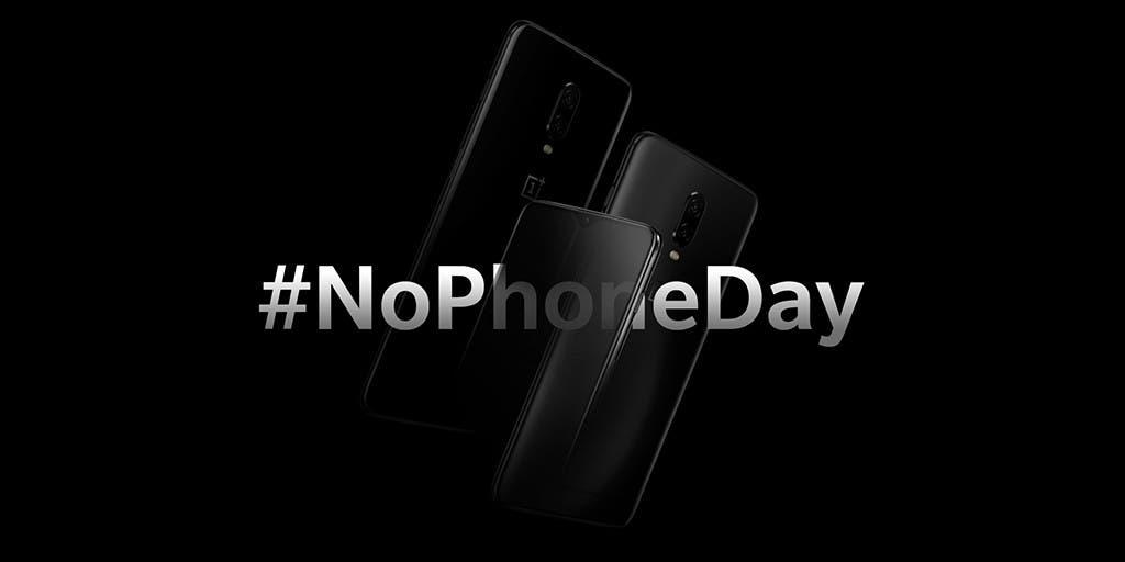 OnePlus #NoPhoneDay