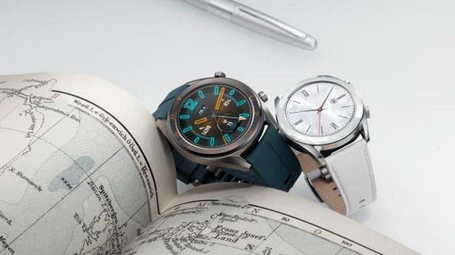 Huawei Watch GT Active und Huawei Watch GT Elegant