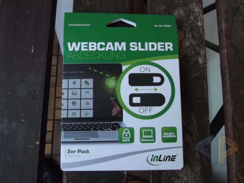 InLine Webcam Slider