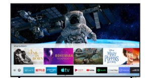 Samsung Apple TV AirPlay 2