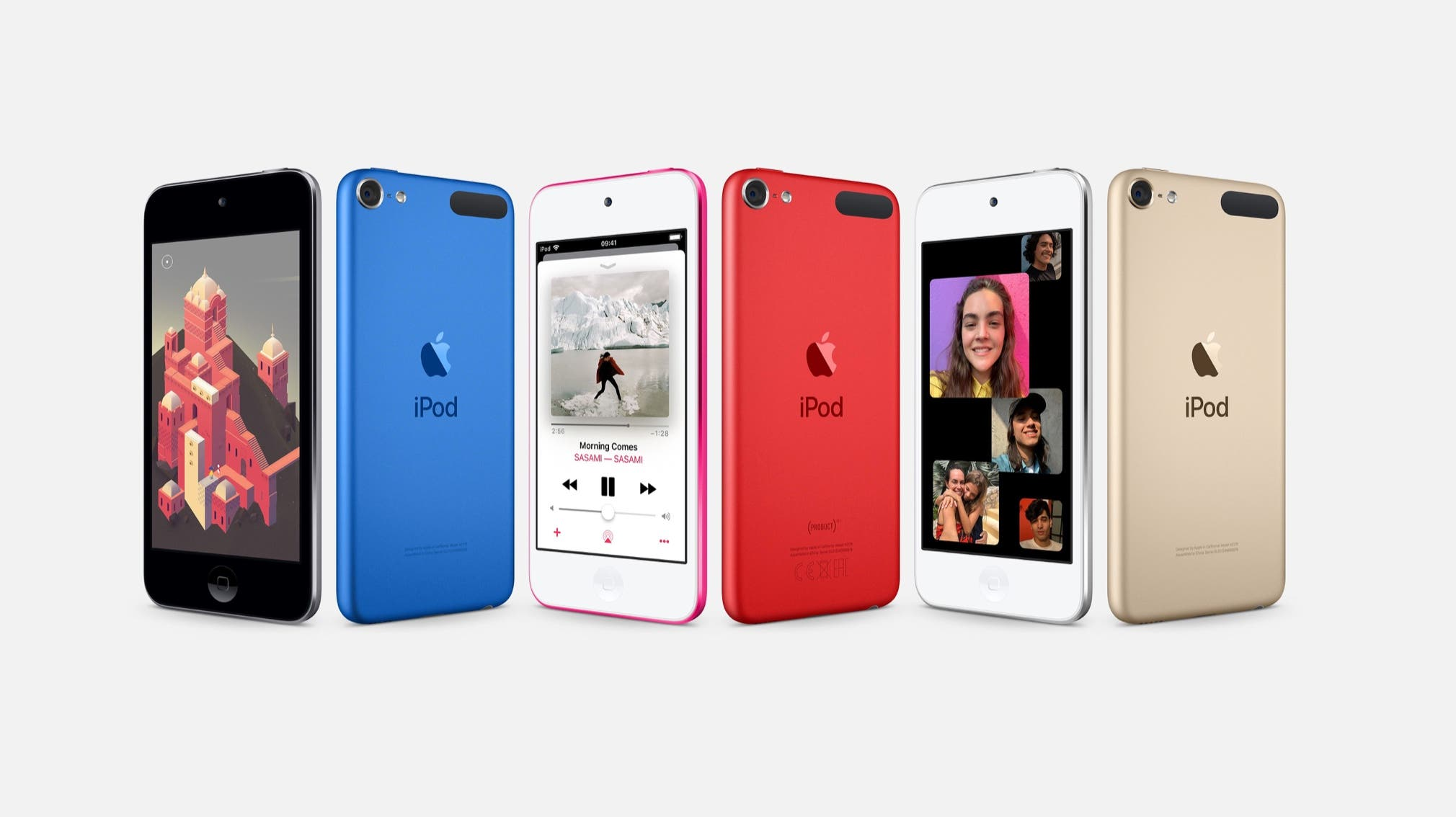 Neuer iPad touch von Apple