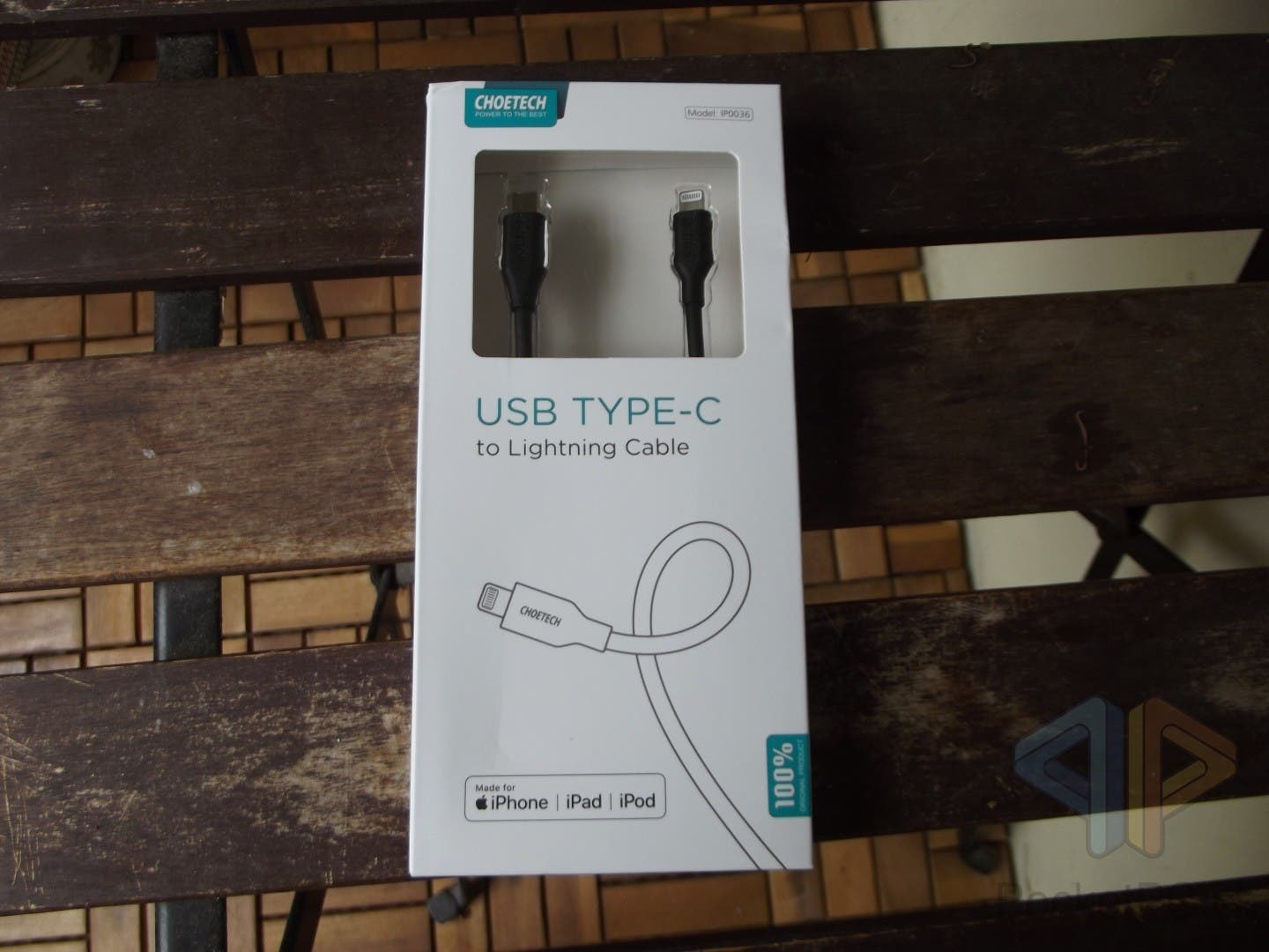 Choetech USB-C to Lightning Cable