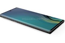 Samsung Galaxy Note 10 Display Leak