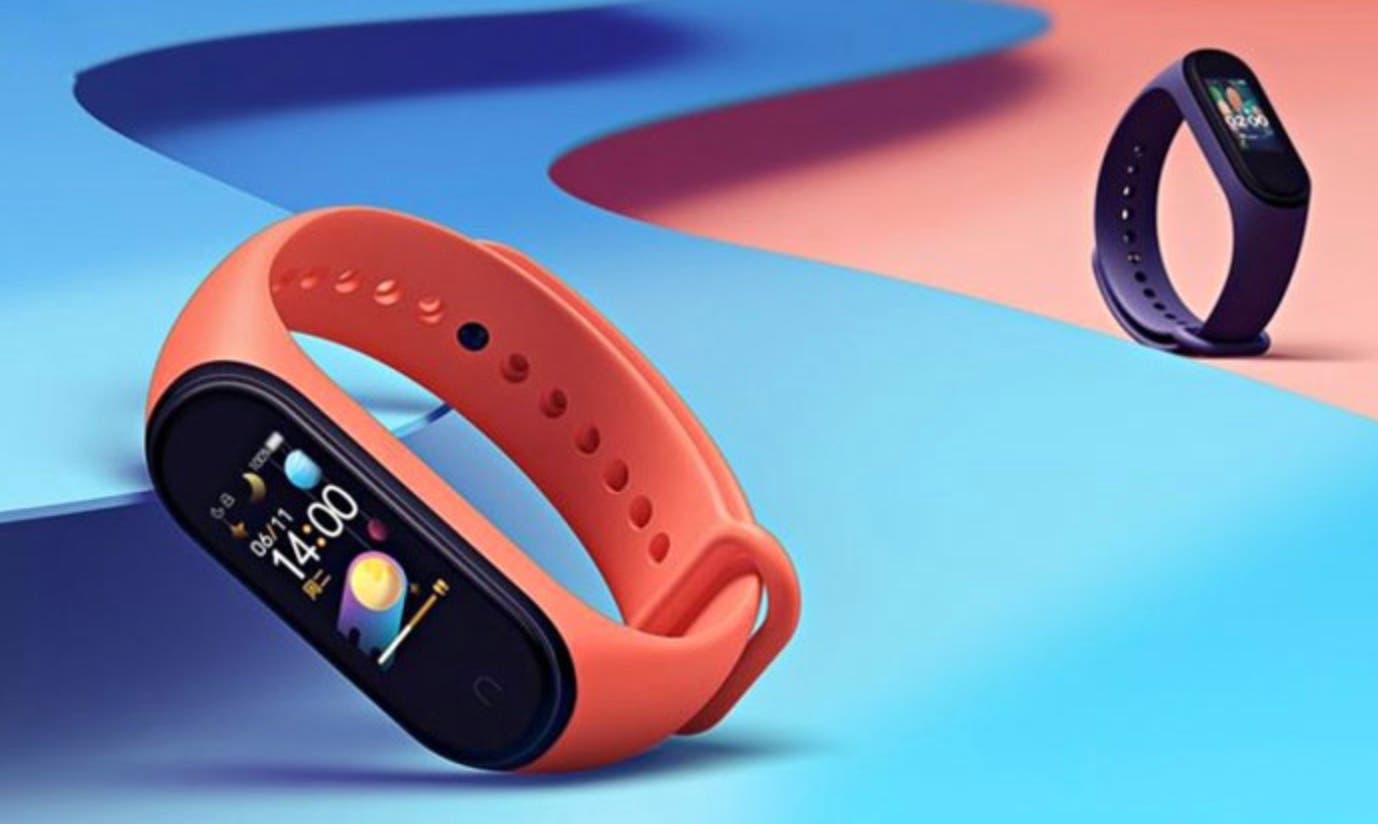 Xiaomi Mi Band 4 Farb-Display