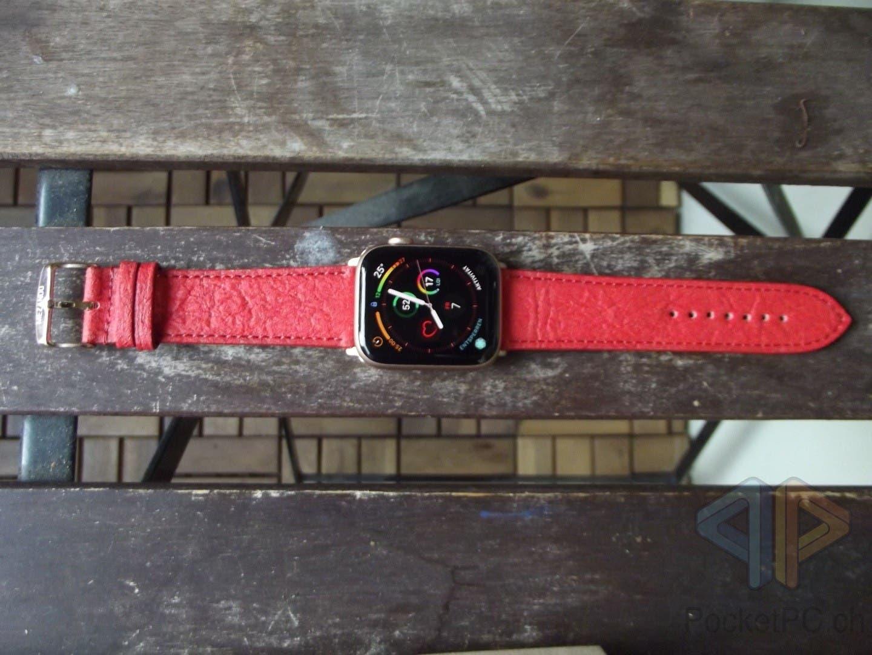 Mezando Apple Watch Armband Paprika Red