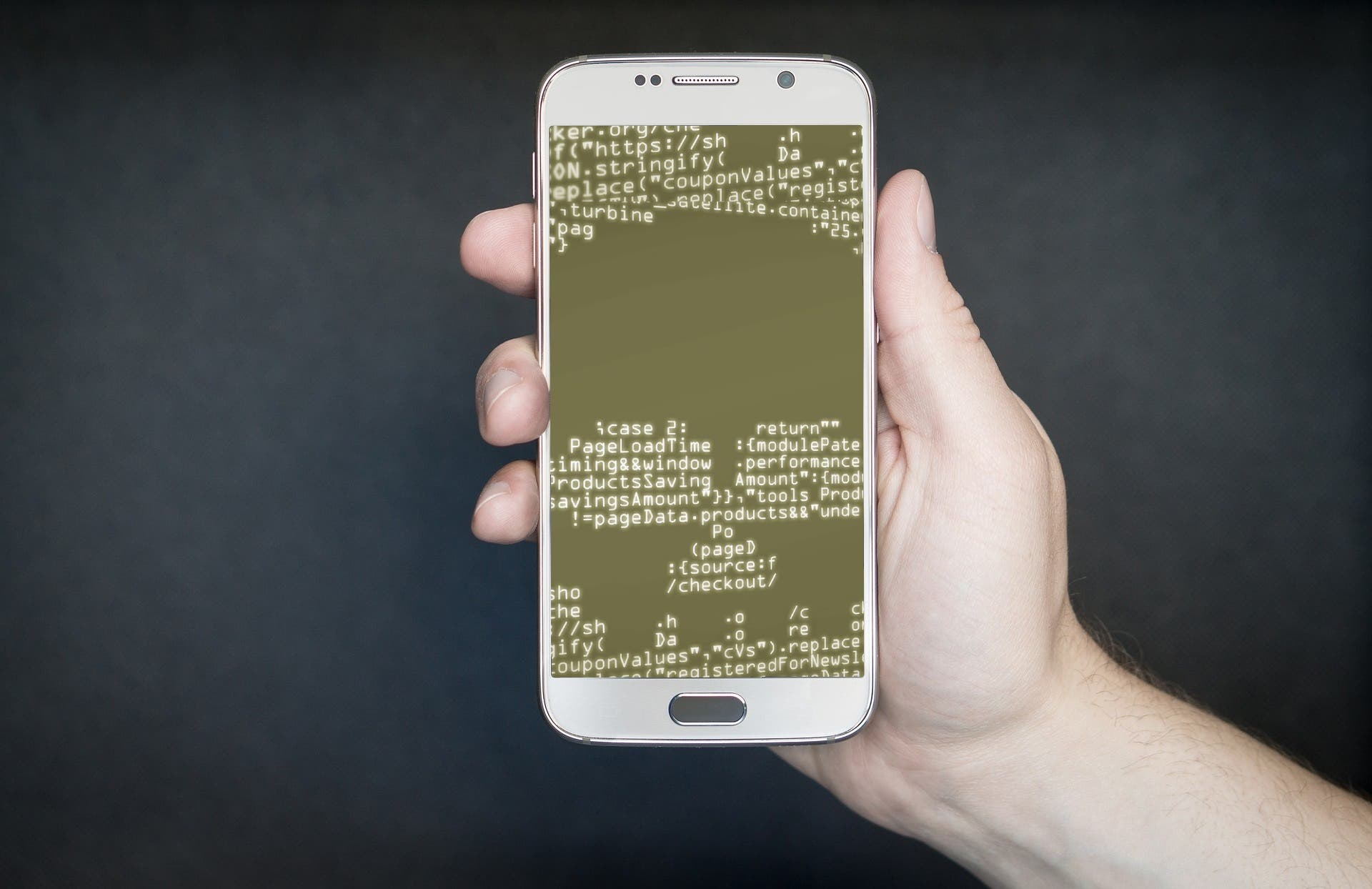 Smartphone Screen Malware