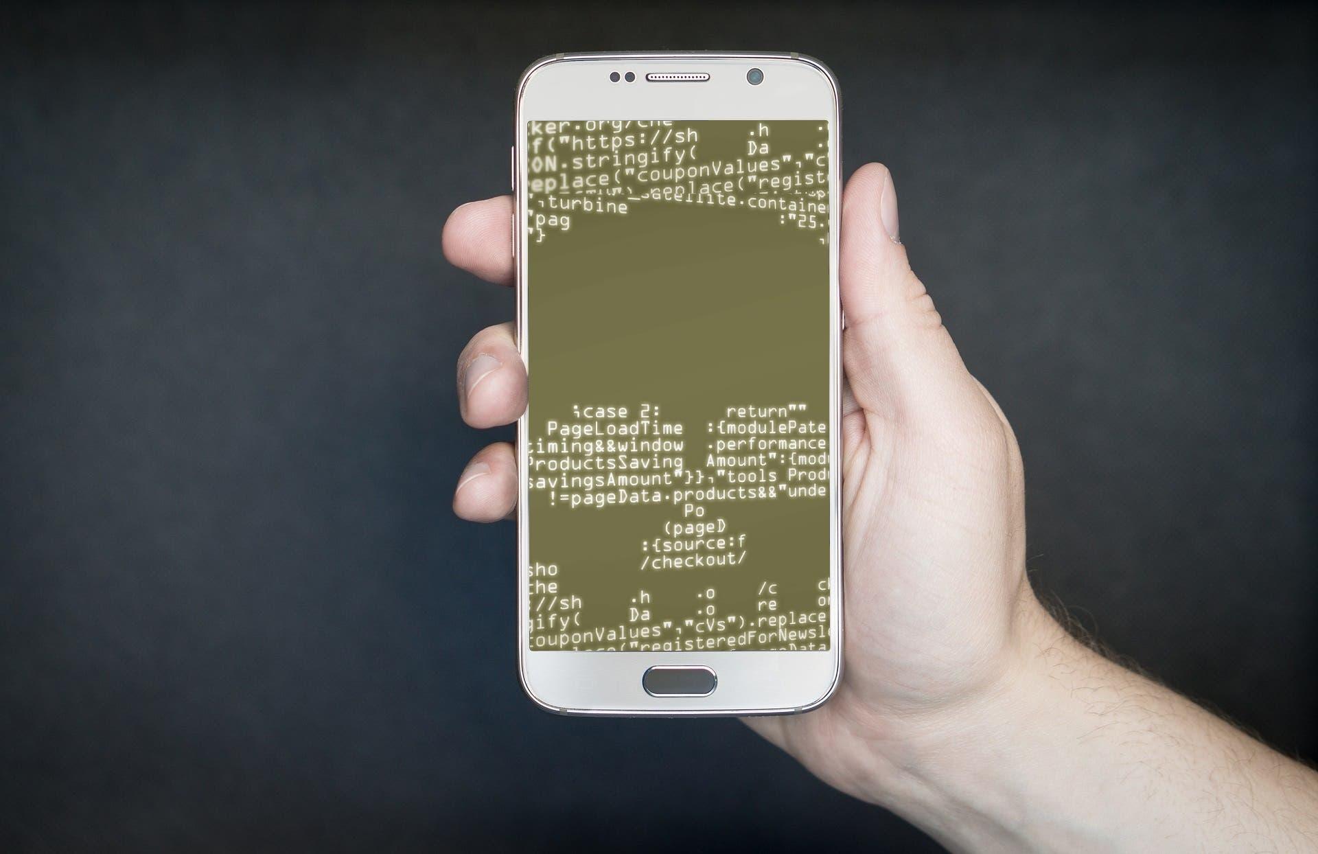 Smartphone Screen Malware
