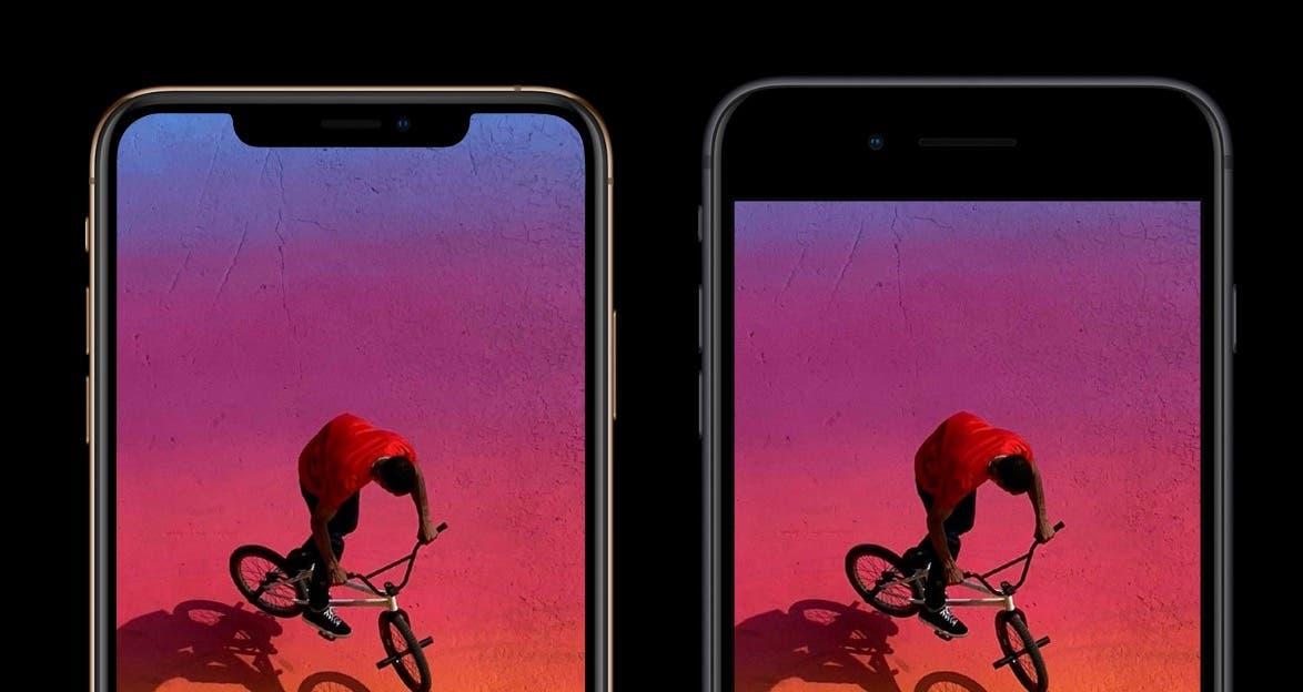 Apple iPhone XS und iPhone 8 Plus