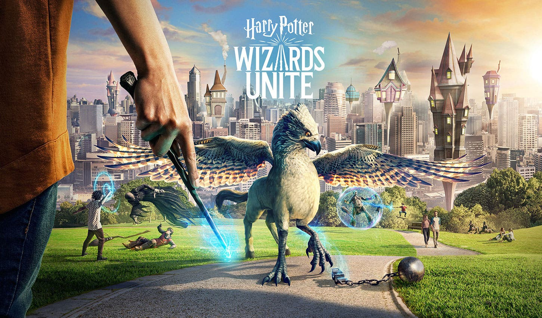 Harry Potter: Wizards Unite Titel