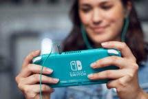 Nintendo Switch Lite in Türkis