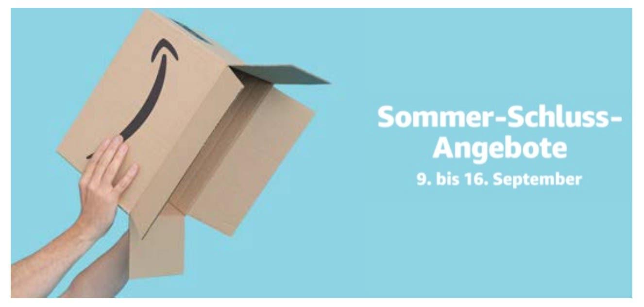 Amazon Sommer-Schluss-Angebote