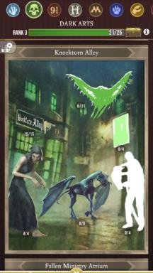 Harry Potter: Wizards Unite Oktober Dunkle Künste Registrierung HPWizardsUnite HPWU