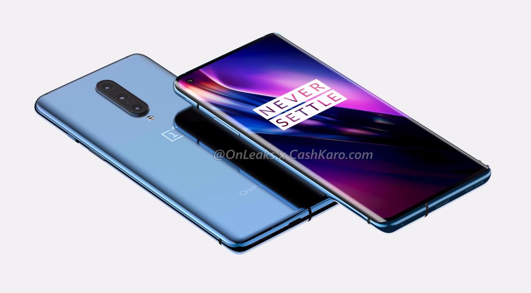 OnePlus 8 Design Leak