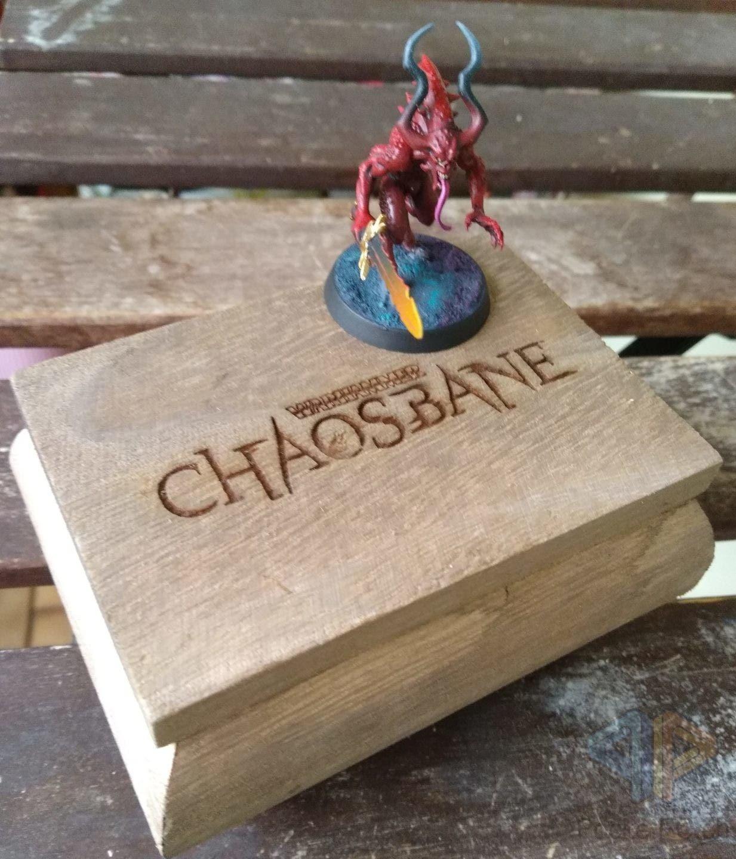 Warhammer: Chasobane Tabletop-Figur