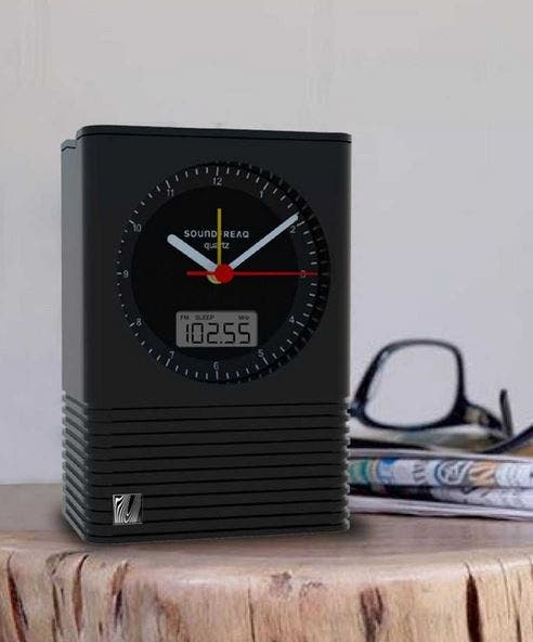 Soundfreaq Sound Rise Classic Bluetooth-Wecker