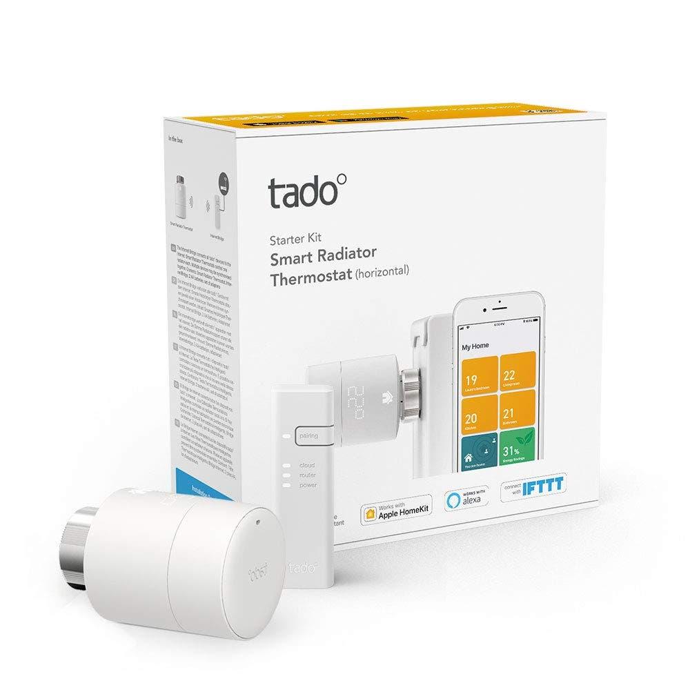 Tado Smartes Heizkörper-Thermostat - Starter Kit V3+