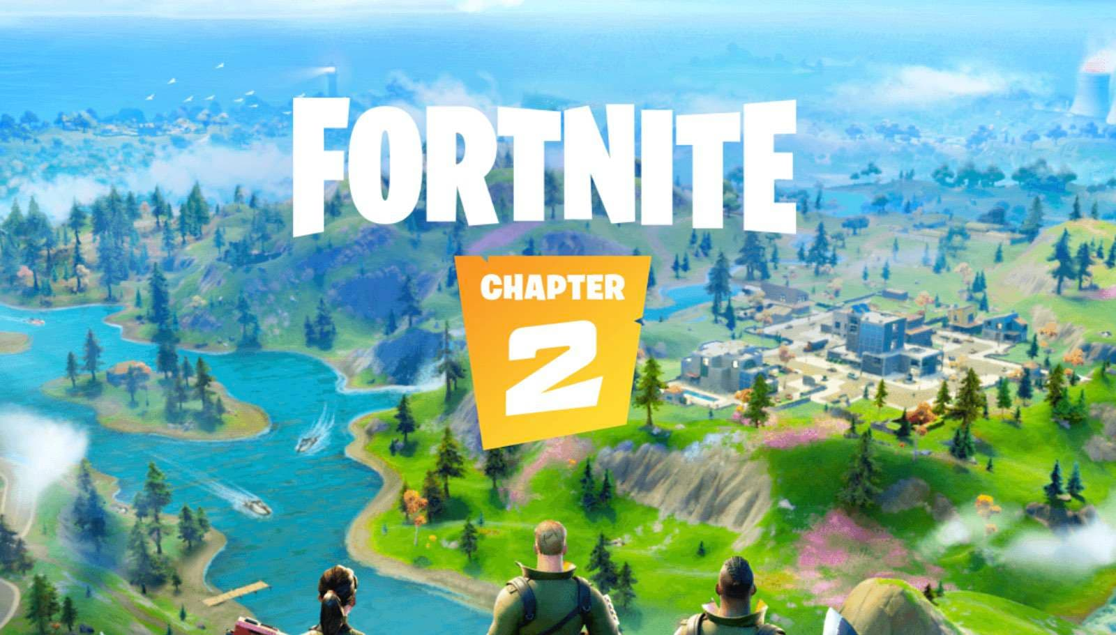 Fortnite im Play Store Titel
