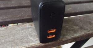 AUKEY PA-D2 USB-C Ladegerät 36 W Dual Port PD
