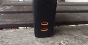 AUKEY PA-D5 USB-C Ladegerät 60 W Dual Port PD