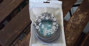 Choetech XCC-1002-GY 100W USB Type C Kabel XCC-1002-GY