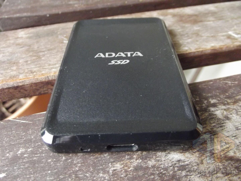 Adata SC685 External SSD Ultra Slim USB 3.2 Gen 2 Type C