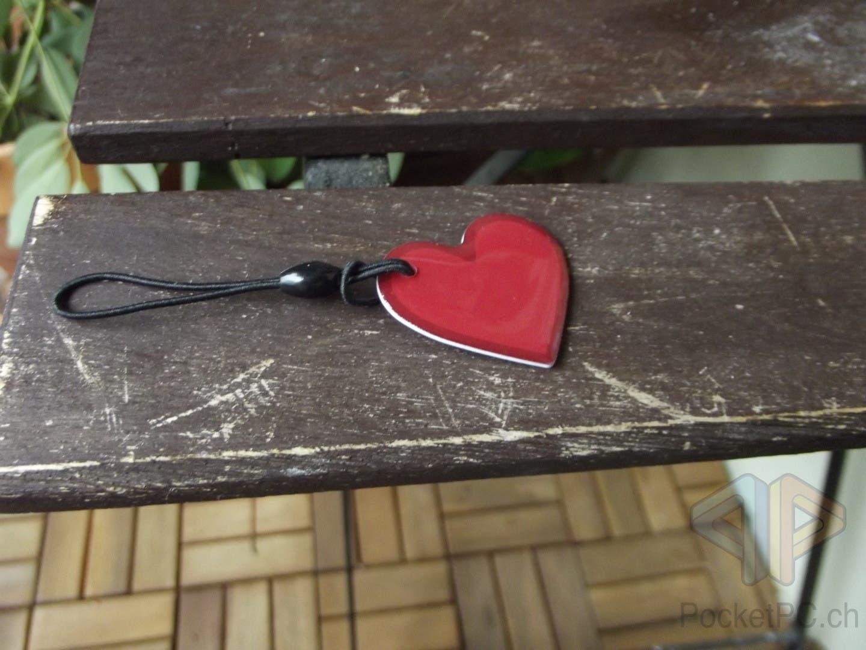 Love Heart NFC Herzanhänger