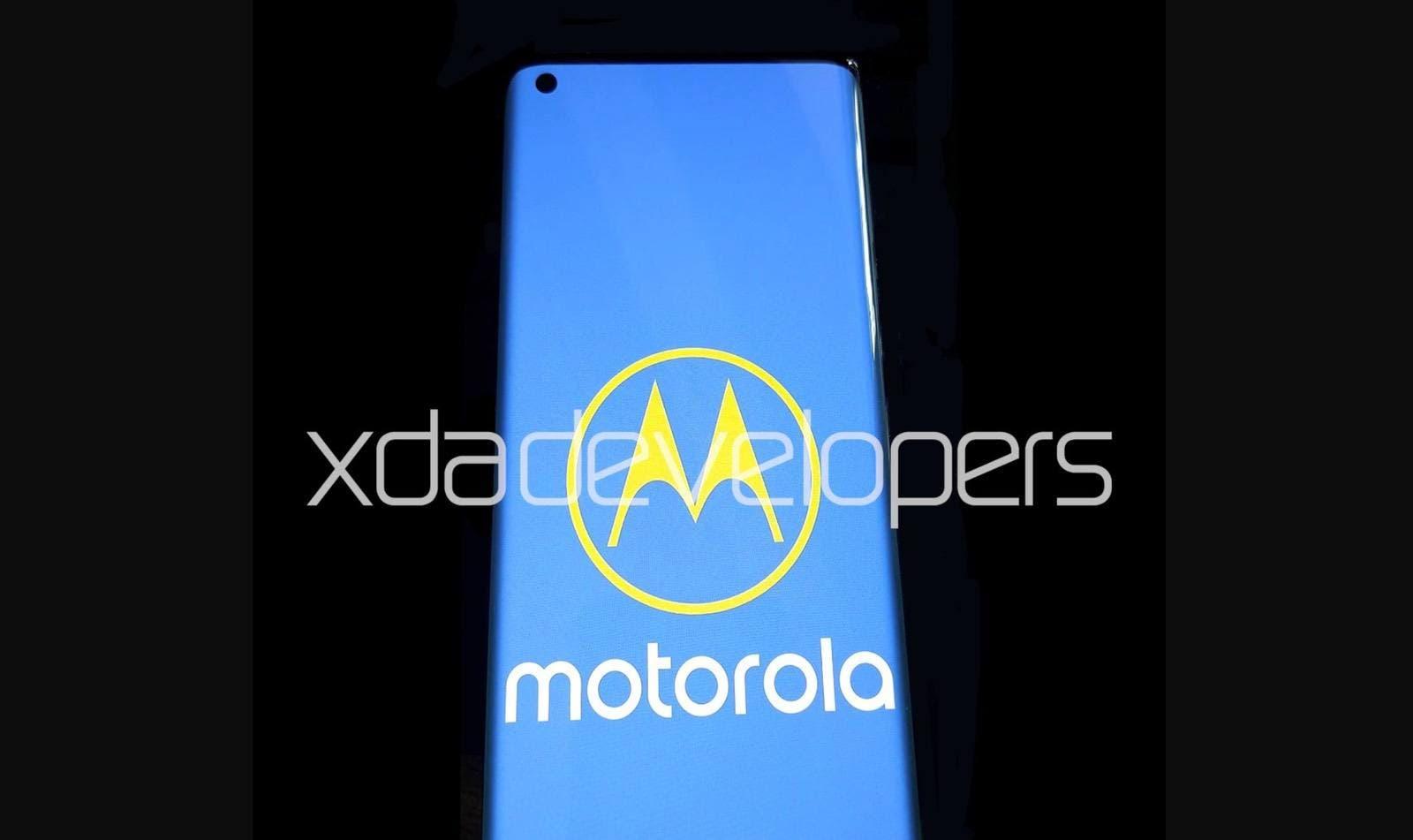 Motorola One 2020 Design-Leak
