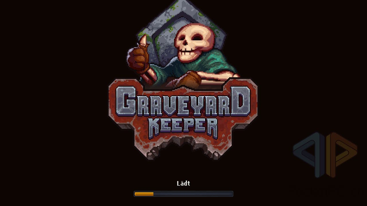 Graveyard Keeper lädt