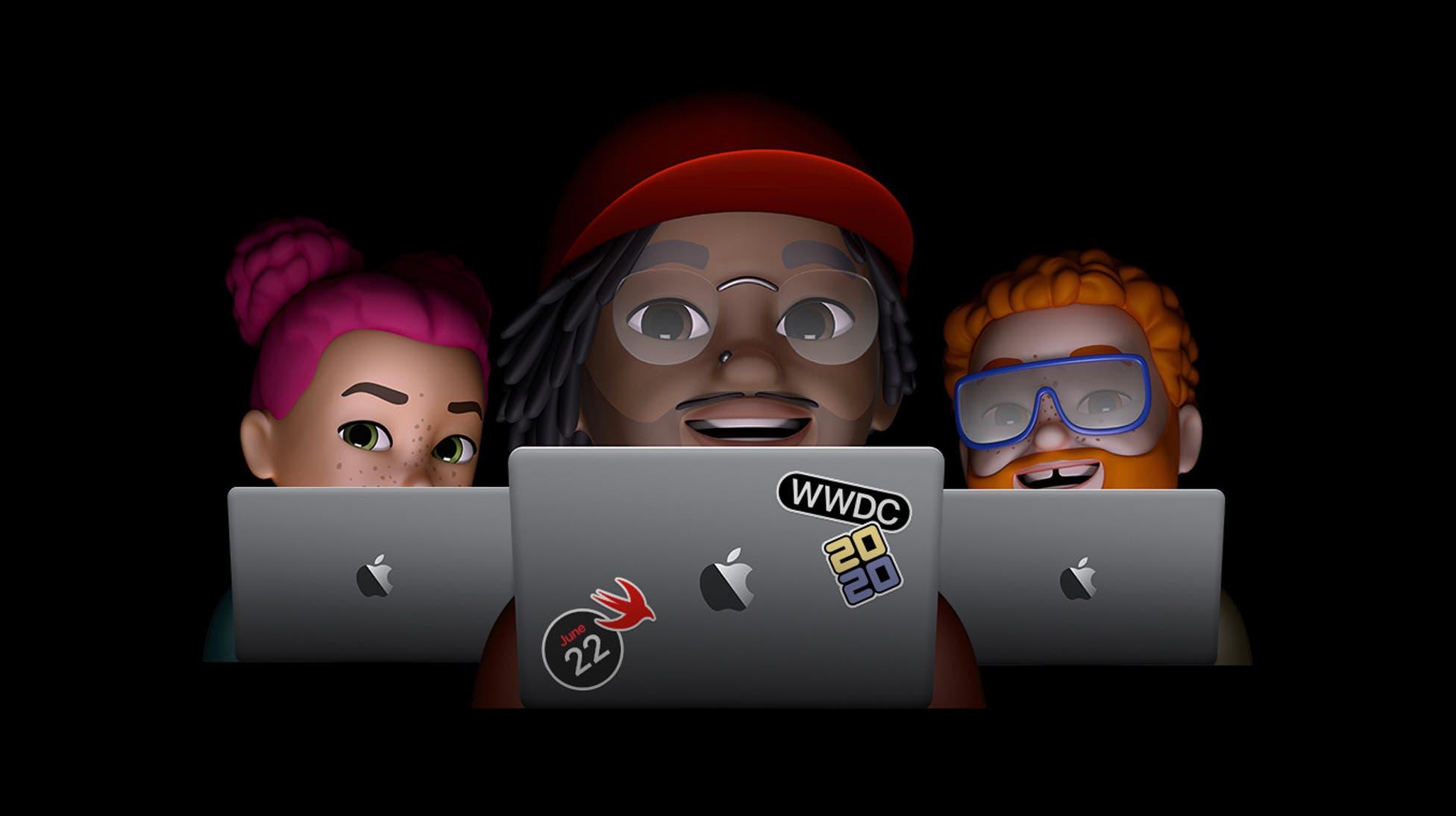 WWDC20 Logo