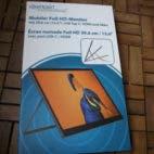 Auvisio mobiler Full-HD-Monitor NX-4650