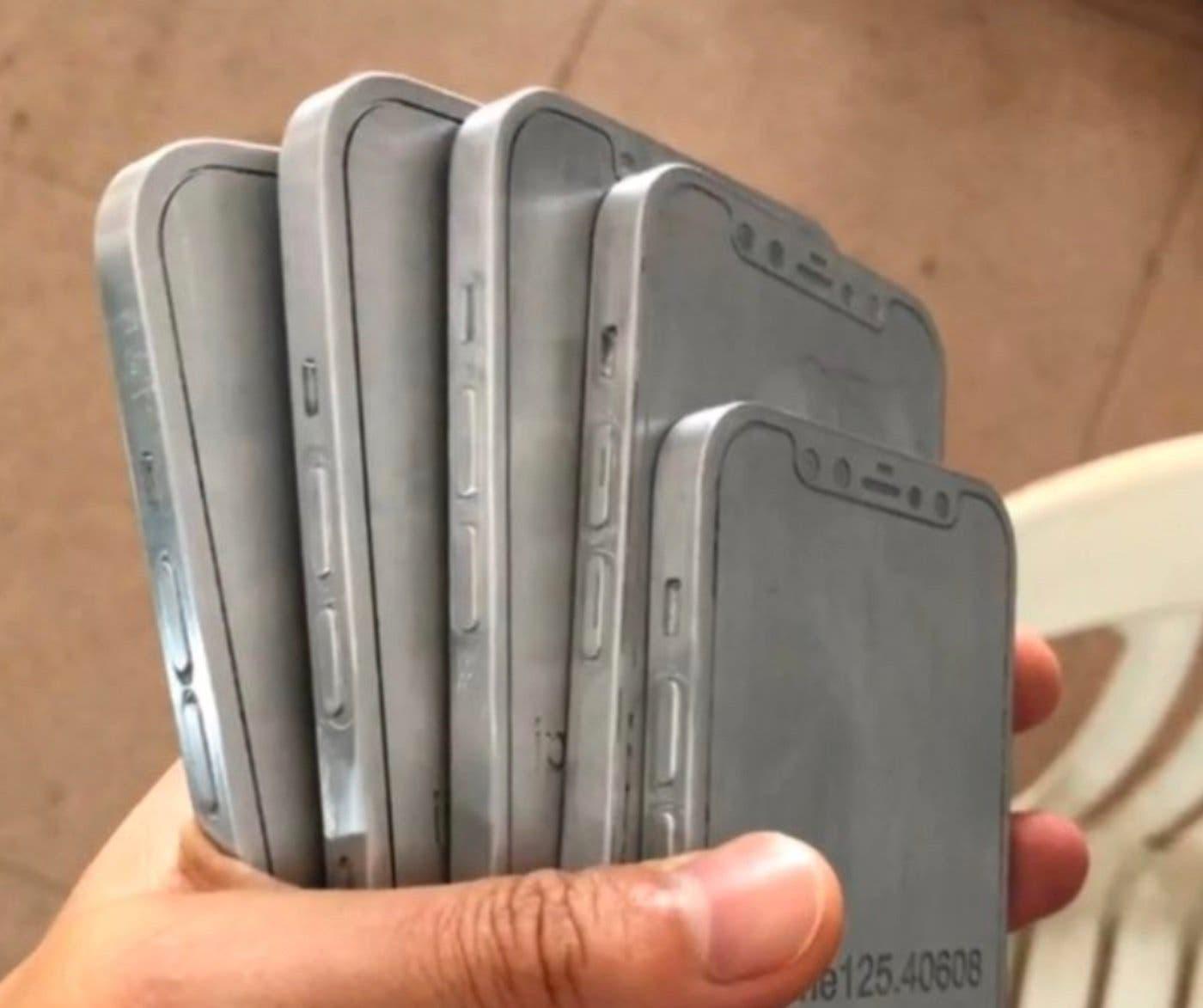iPhone 12 Pro - iPad Design Leak