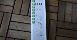 Review: InLine smarte Steckdosenleiste 40158 mit USB im Test